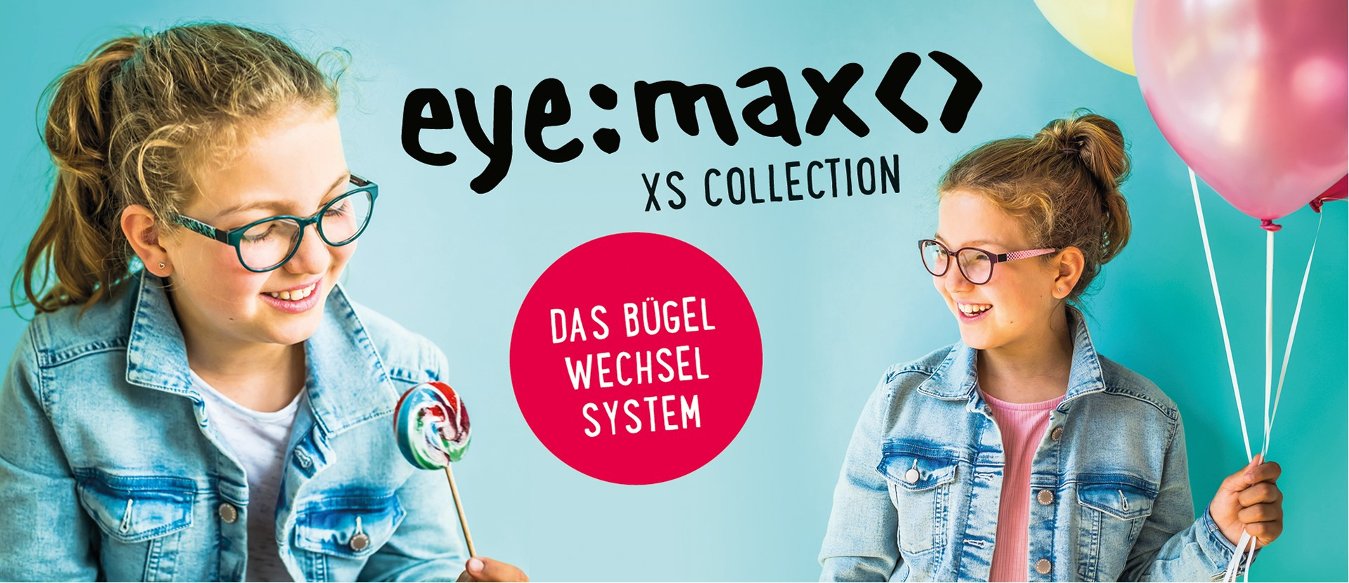 eyemax XS Collection Kinderbrillen